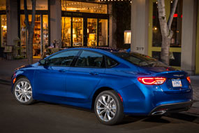 Chrysler 200 Limited 2015 neuf