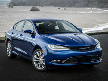 Promotion Chrysler 200