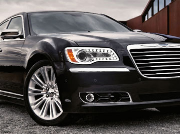 Promotion Chrysler 300