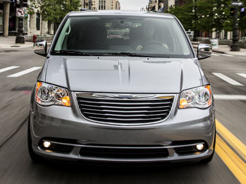 Promotion Chrysler Town and Country